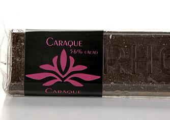 FRUKTIG: En sjokolade som er fruktig og god, men har lite eller ingen bitterhet.