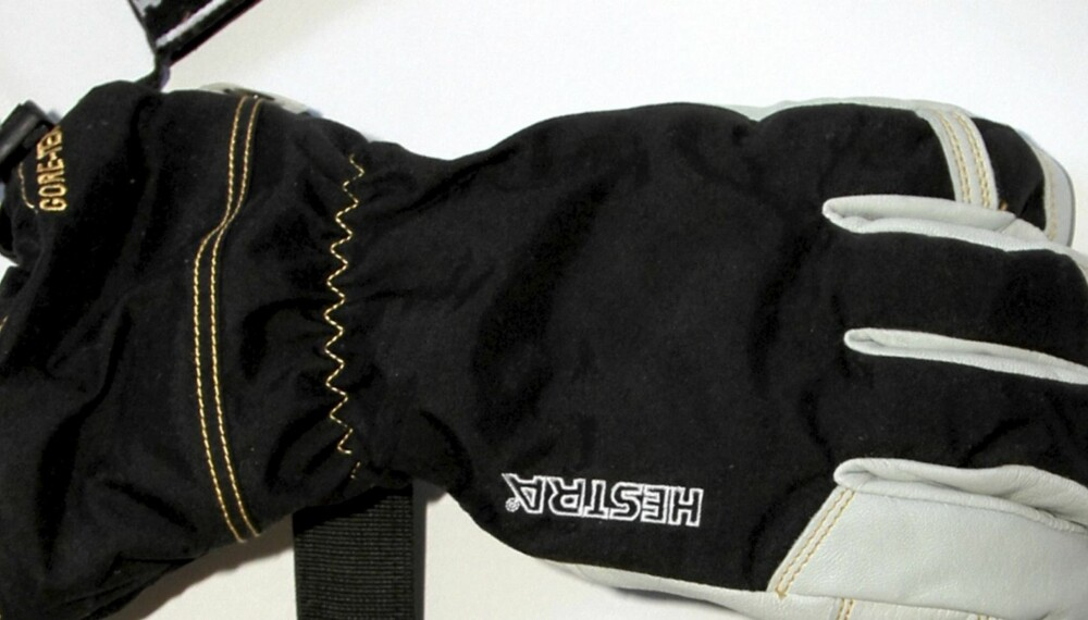 Hestra Army Leather GTX XCR er noen varme og solide hansker med god passform.  De beste lange hanskene.