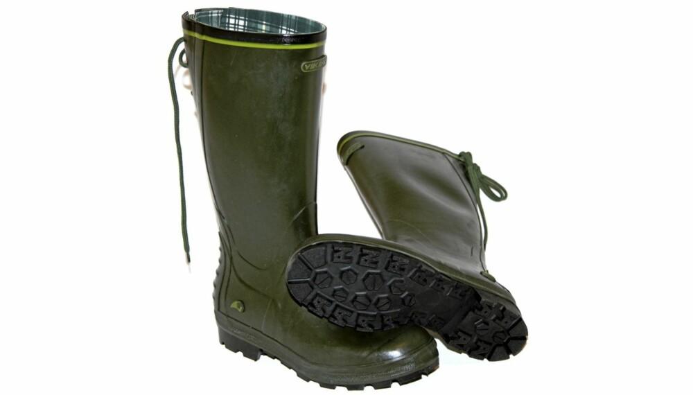 8d7c2fefb47a Test av gummistøvler til friluftsbruk