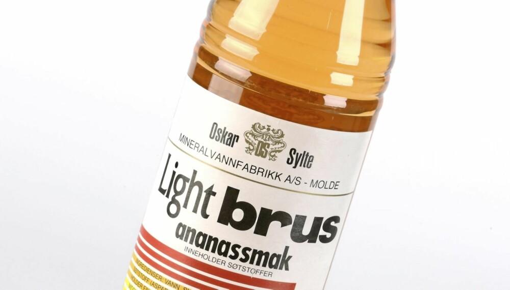Light brus ananassmak