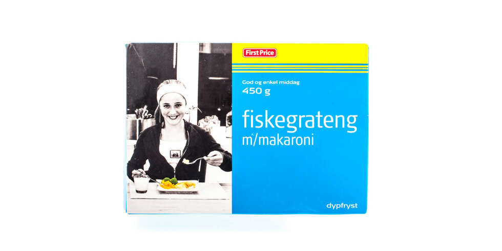 TEST AV FISKEGRATENG: First Price