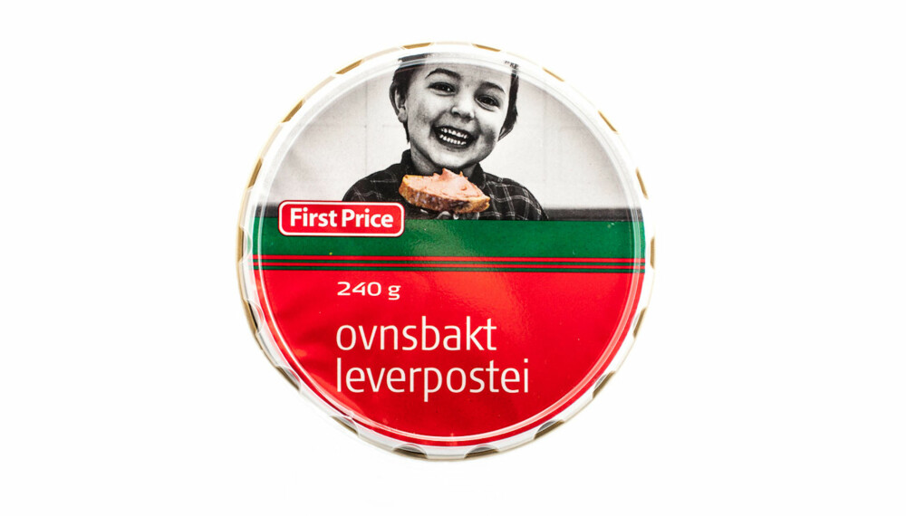 TEST AV LEVERPOSTEI: First price ovnsbakt leverpostei