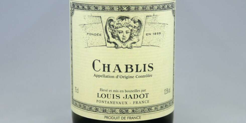 GOD VIN: Louis Jadot Chablis 2013.