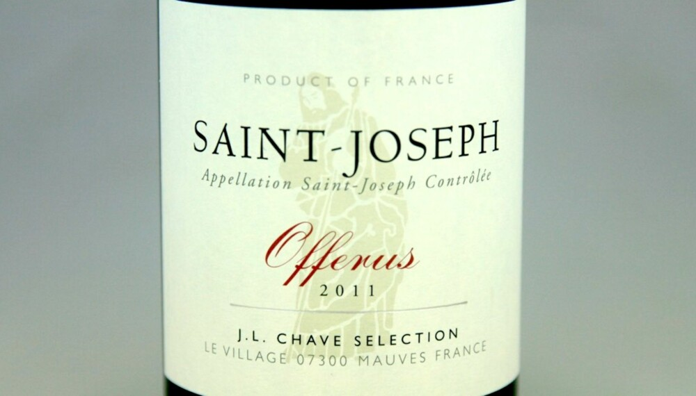 VILTVIN: Chave Saint-Joseph Offerus 2011.
