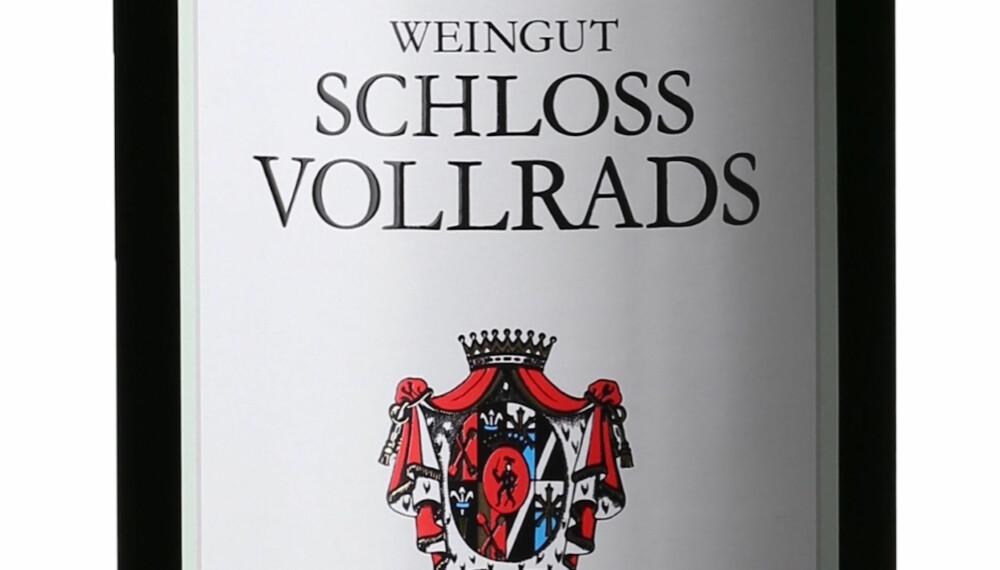 GOD VIN: Schloss Vollrads Riesling Trocken 2014.