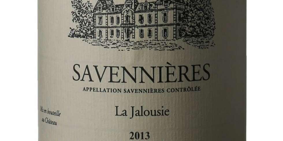 GOD VIN: Closel Jalousie Savennières 2013.