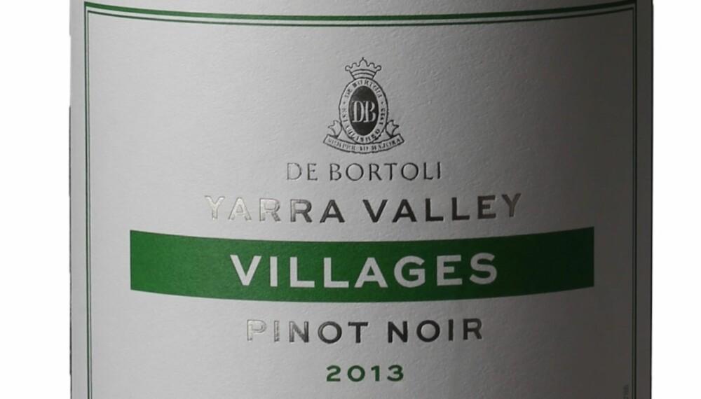 GOD VIN: De Bortoli Yarra Valley Pinot Noir 2013.