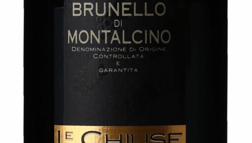 GOD VIN: Le Chiuse Brunello di Montalcino 2008.