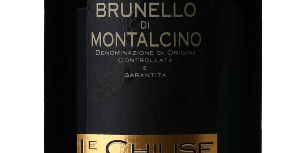 GOD VIN: Le Chiuse Brunello di Montalcino 2008.