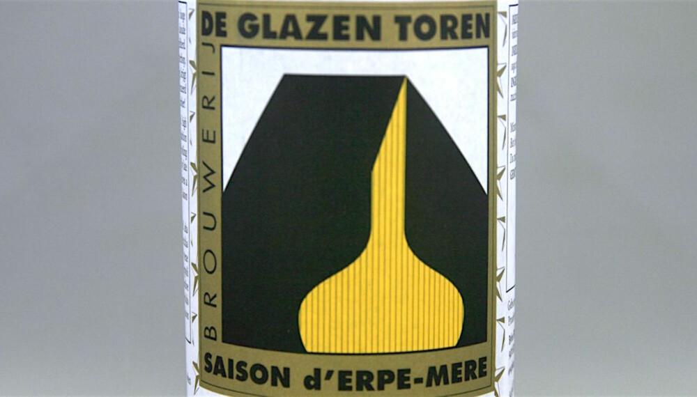 ØL TIL LUTEFISK: Glazen Toren Saison d'Erpe-Mere.