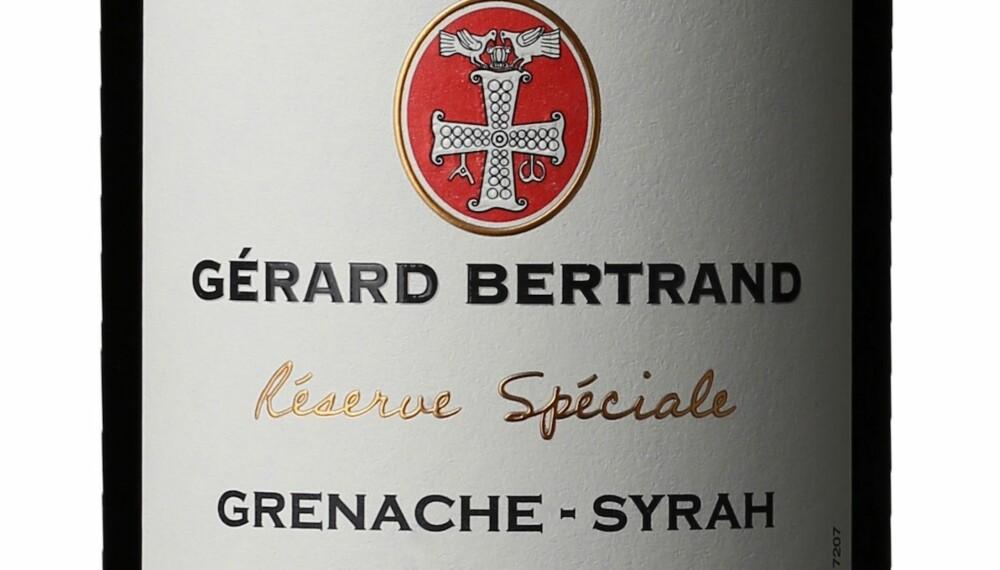 GODT KJØP: Gérard Bertrand Réserve Spéciale 2014.