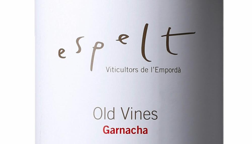 GODT KJØP: Espelt Old Vines Garnacha 2014.