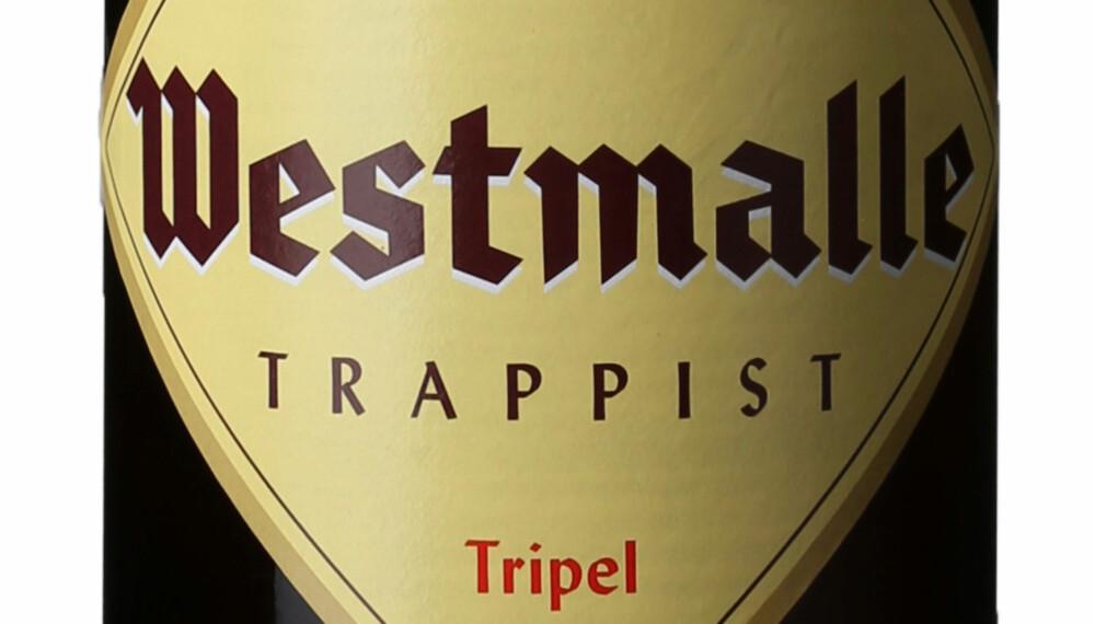GODT ØL: Westmalle Trappist Tripel.