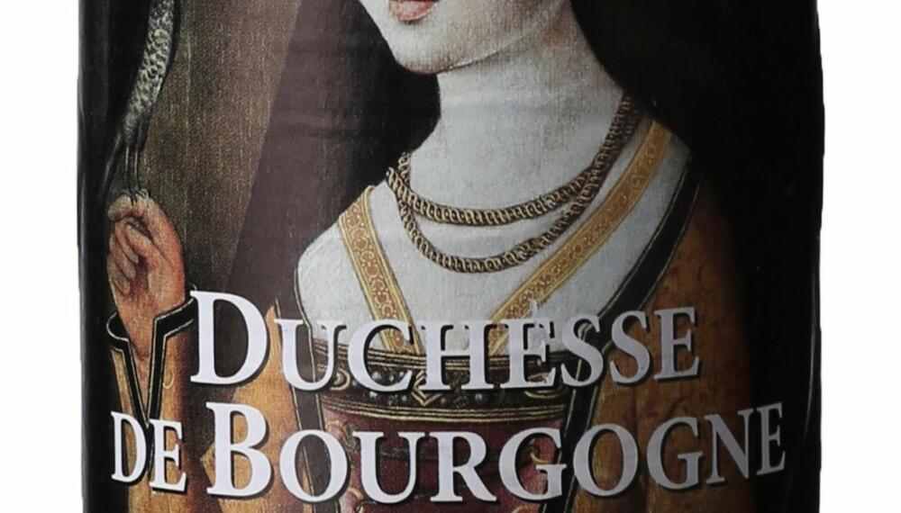 GODT ØL: Duchesse de Bourgogne.