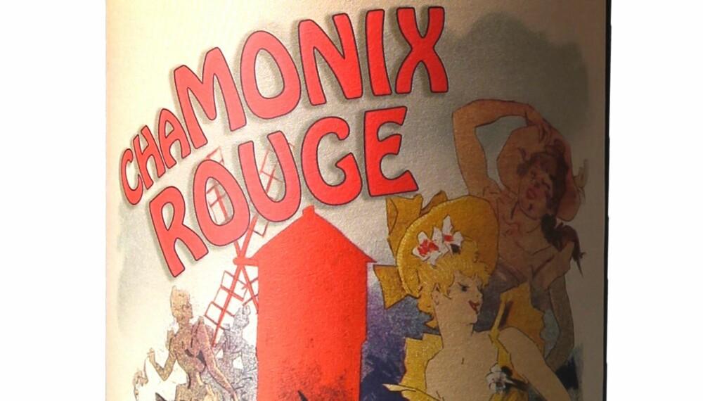 GODT KJØP: Chamonix Rouge 2013.