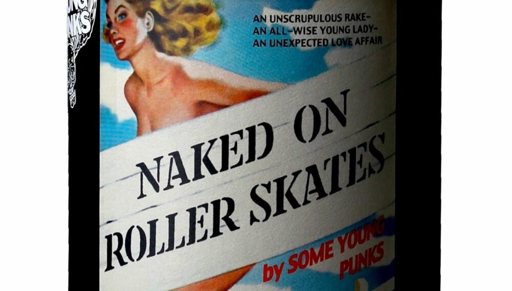 GODT KJØP: Naked on Roller Skates 2014.