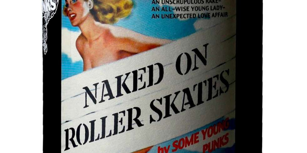 GODT KJØP: Naked on Roller Skates 2014.