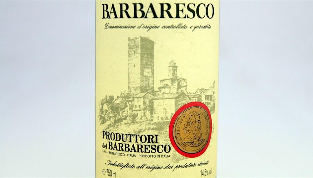LAMMEVIN: Produttori Barbaresco 2011.