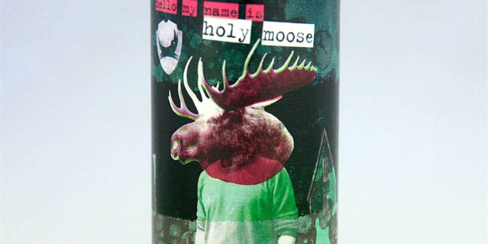 SOMMERØL: Brewdog Hello My Name is Holy Moose.