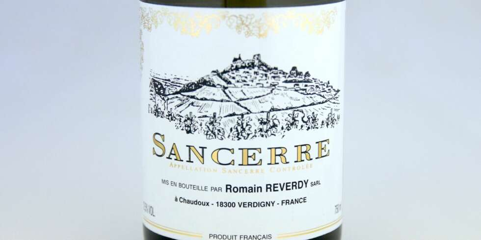 GOD VIN: Reverdy Sancerre 2015.