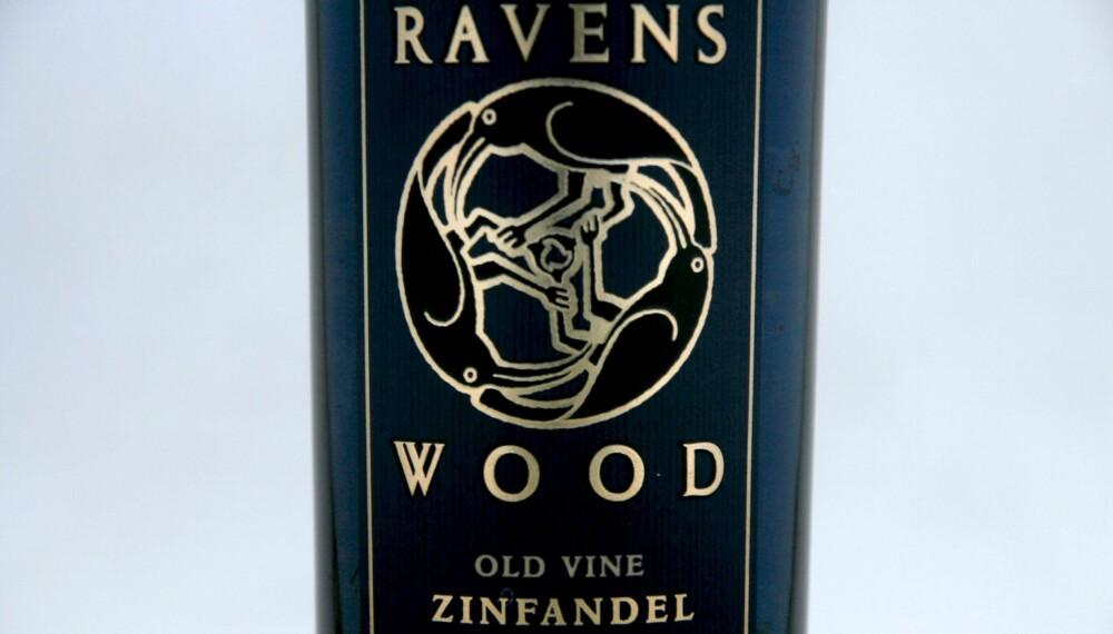 GOD GRILLVIN: Ravenswood Napa Valley Zinfandel 2013.