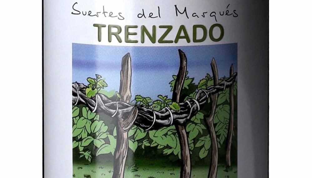 GODT KJØP: Suertes del Marqués Trenzado 2014.