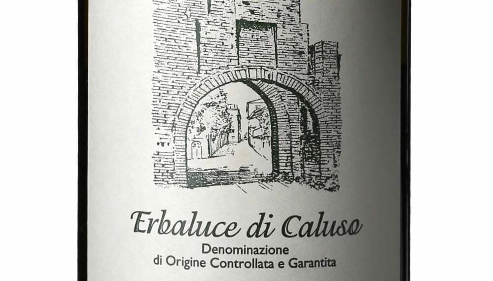 GODT KJØP: Giacometto Bruno Erbaluce di Caluso 2015.