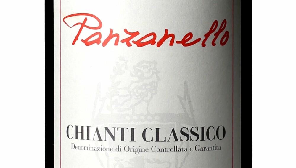 GODT KJØP: Panzanello Chianti Classico 2013.