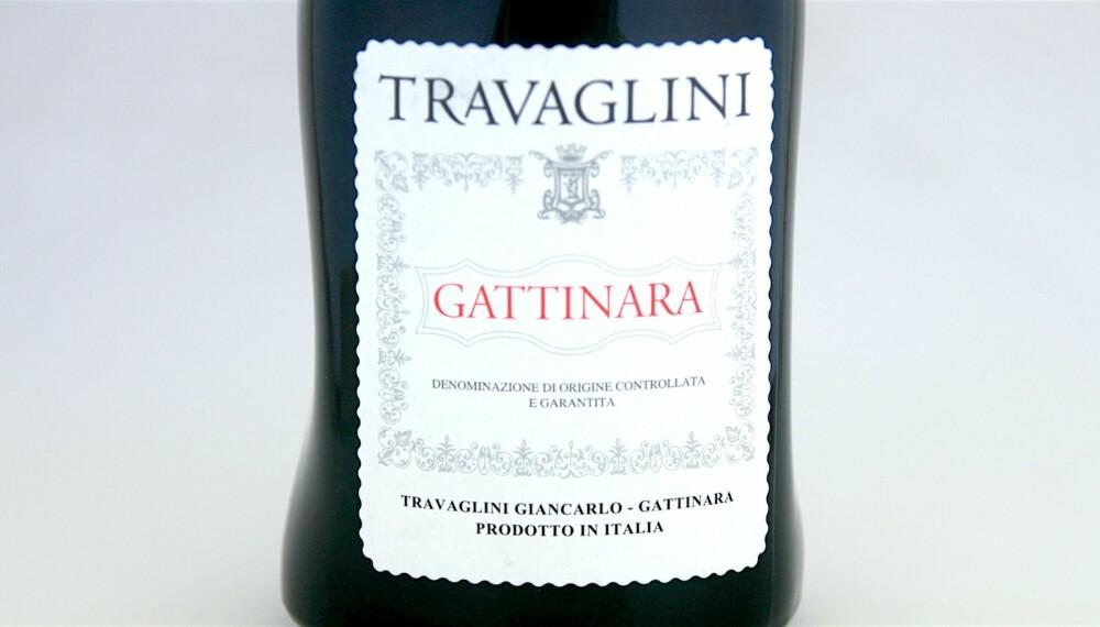 VIN TIL SOPP: Travaglini Gattinara 2011.