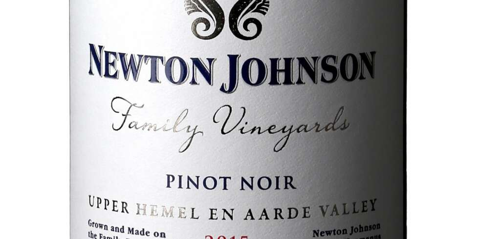 GODT KJØP: Newton Johnson Family Vineyards Pinot Noir 2015.