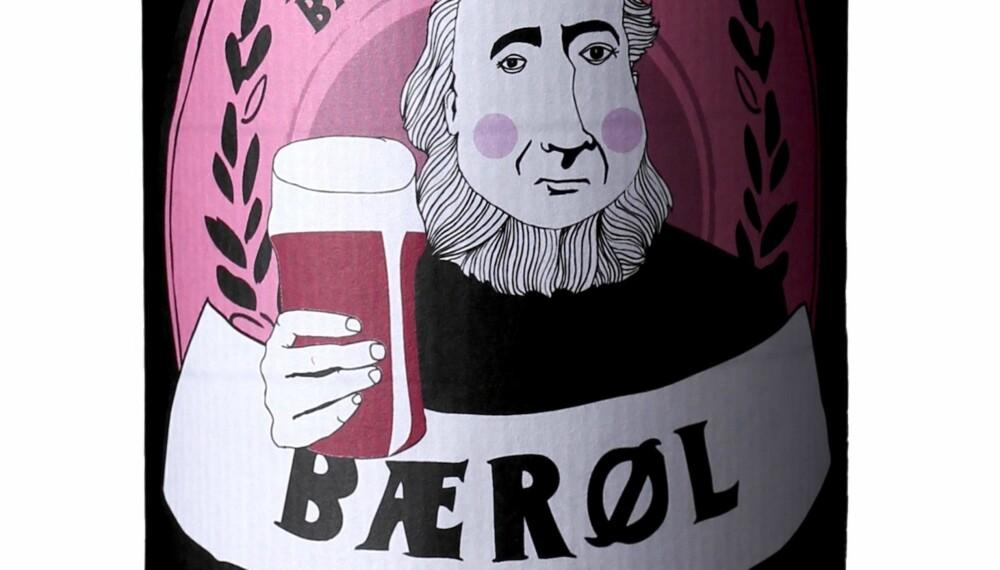 GODT ØL: Kinn Bærøl.