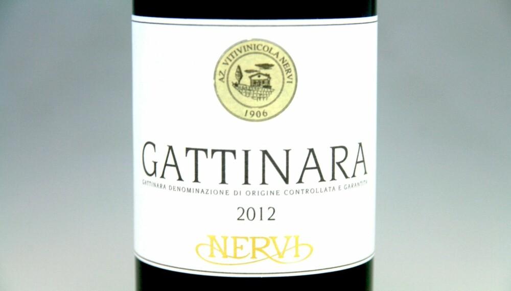 TIL LAM: Nervi Gattinara 2012.