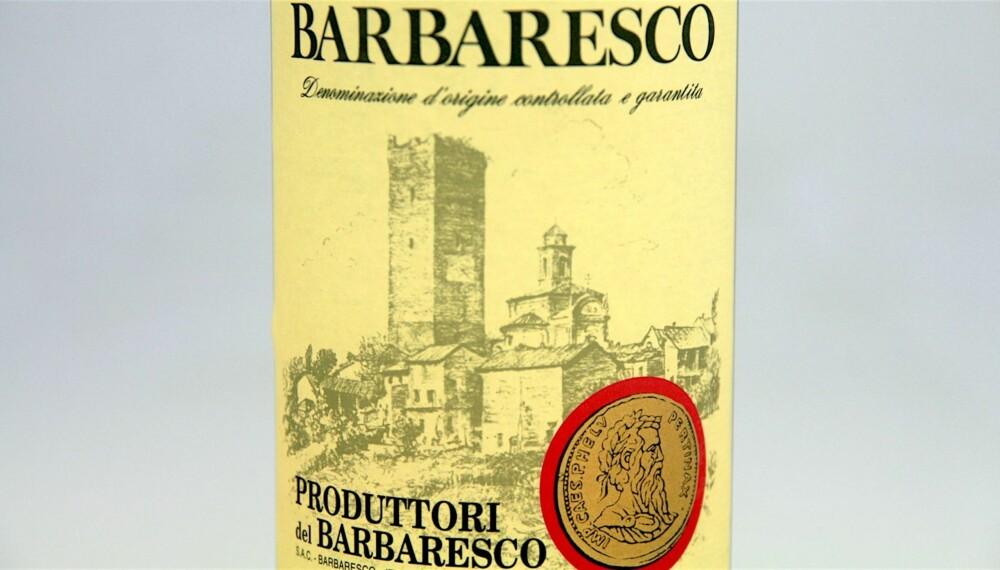 TIL VILT: Produttori Barbaresco 2012.