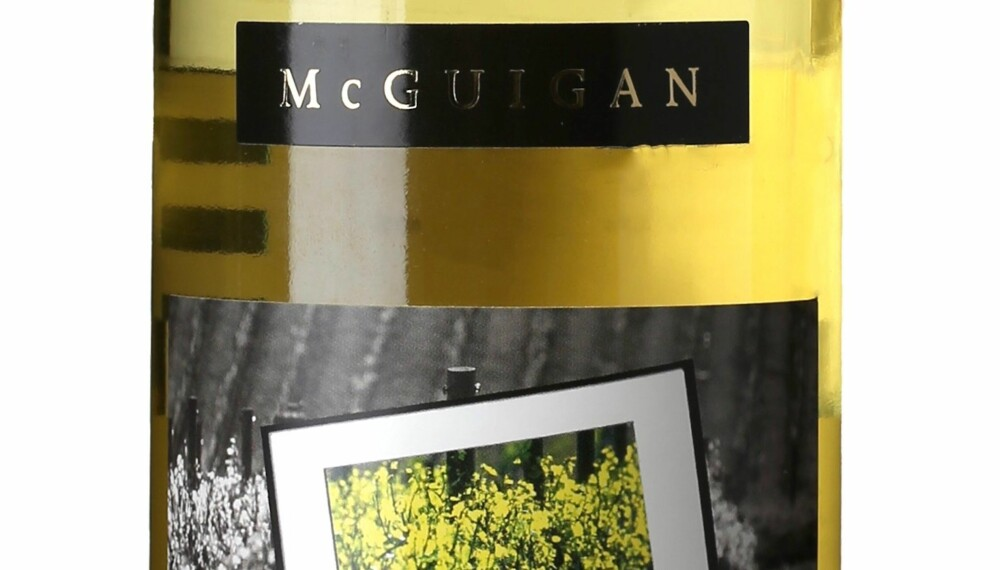 GODT KJØP: McGuigan Hunter Valley Semillon 2007.