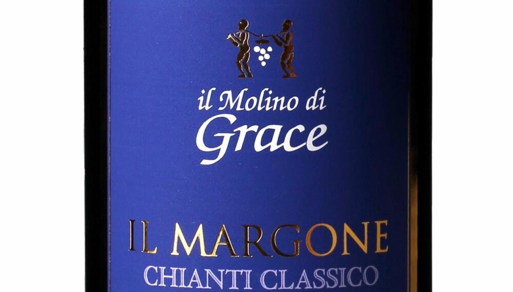 GODT KJØP: Il Molino di Grace Il Margone Chianti Classico Gran Selezione 2012.