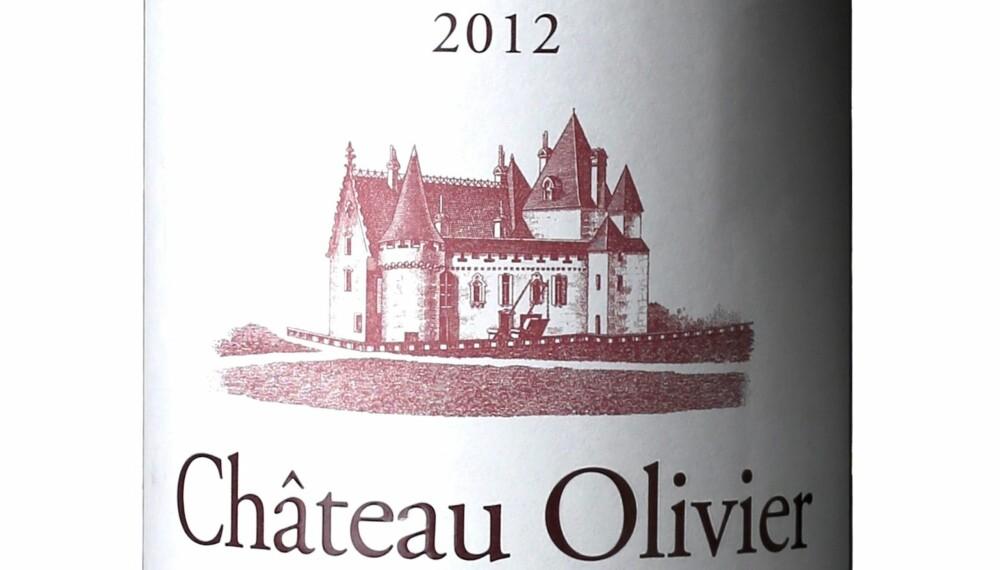 GODT KJØP: Ch. Olivier 2012.