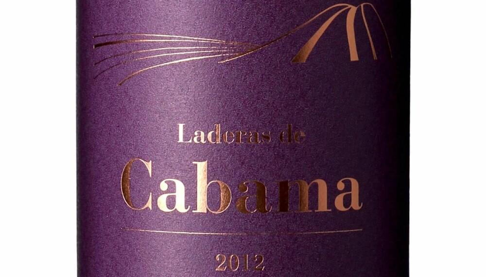 GODT KJØP: Valenciso Laderas de Cabama 2012.