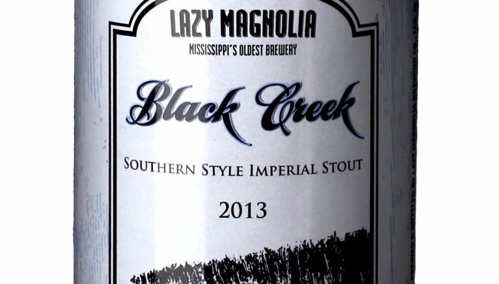 GODT ØL: Lazy Magnolia Black Creek.