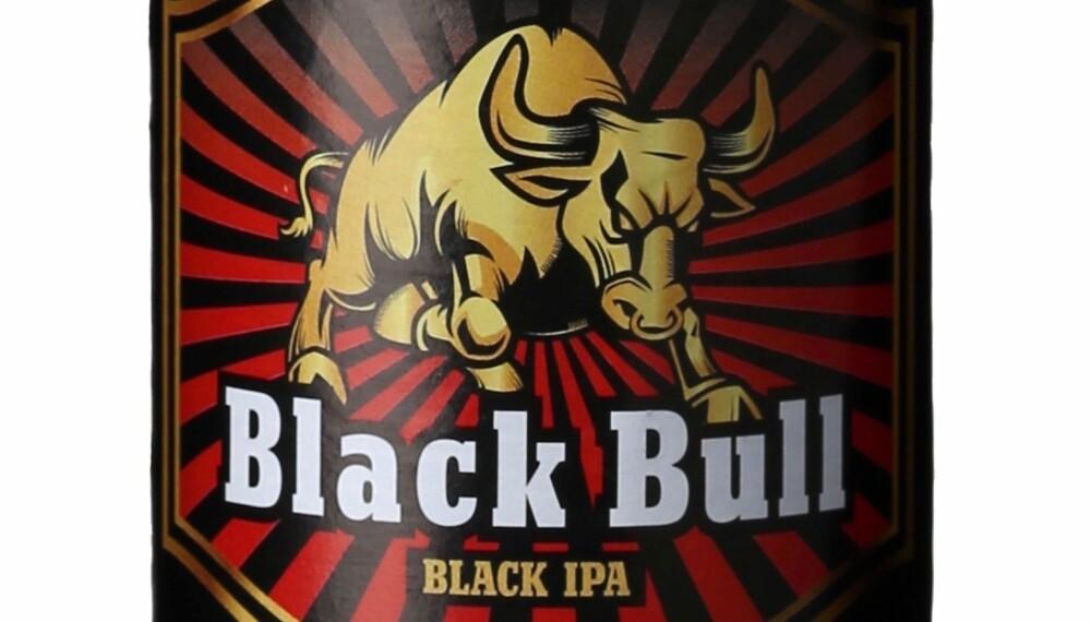 GODT ØL: Berentsens Black Bull IPA.
