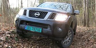 Nissan Navara, pickup,