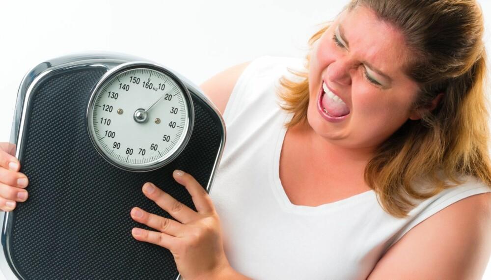 SLANK: Åtte grunner til at du ikke går ned i vekt.