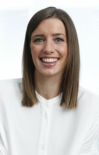 UVANT: Det blir ikke mye pauser på TV 2-sportens Susanne Wergeland, som er for tiden aktuell som danser i Stian Blipp-programmet «Mitt Dansecrew».