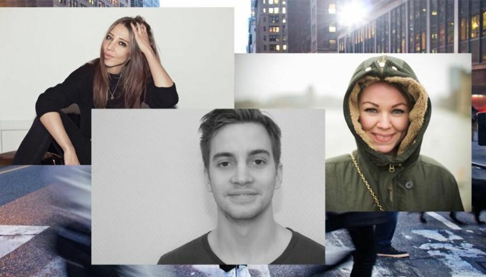 FIKK NYE LIV: Christina (30), Herman (28) og Alexandra (29) fikk alle et kulere liv da de måtte ta sin livs avgjørelse.