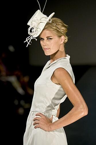 ÅSE STRAND: Kolleksjonen til høsten 2009 er inspirert av natur, tusser og prinsesser.