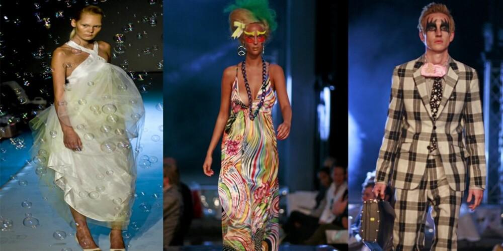 VÅR 2009: Det blir spennende å se hva de forskjellige designerne har å by på den kommende høsten.