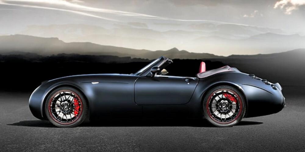 SMÅKSKALAPRODUSENT: Wiesmann er en tysk produsent som lager noen av verdens peneste biler.