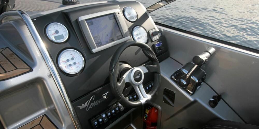 Coronet 290 Sport
