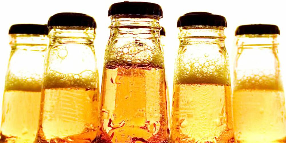 MIKS: Unngår du å blande flere typer alkohol, kan det skape mindre krøll.