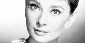 EYELINER: Audrey Hepburns dådyrøyne er verdensberømte. Få blikket med en god eyeliner.