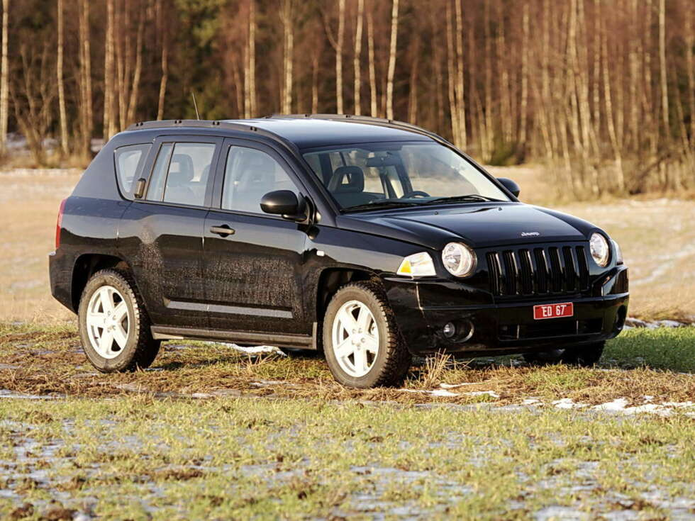 test jeep compass 2 0 crd arkiv. Black Bedroom Furniture Sets. Home Design Ideas